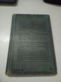 THE ROYAL CROWN READERS 1915