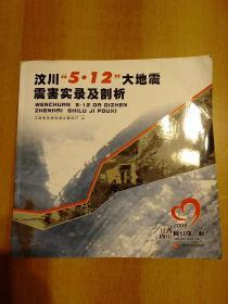 """汶川""""5·12""""大地震震害实录及剖析"""