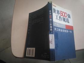 世界500强工作规范