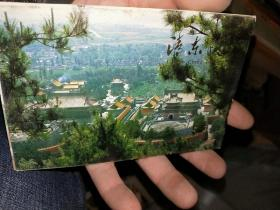 清东陵明信片