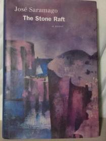 若泽-萨拉马戈小说:石筏   The Stone Raft