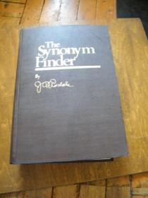 The Synonym Finder 英语同义词词典(英文。16开精装,超厚)