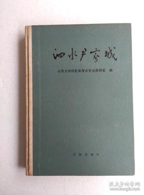 泗水尹家城 精装本 考古报告