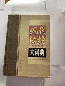 现代汉语规范用法大词典【上下册】