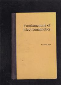 电磁学基础 英文版