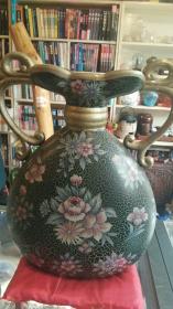 景泰蓝花瓶