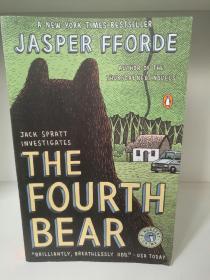 The Fourth Bear: A Nursery Crime  by Jasper Fforde(犯罪小说)英文原版书