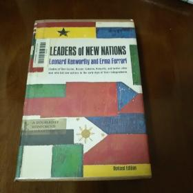 英文版:LEADERS OF NEW NATIONS