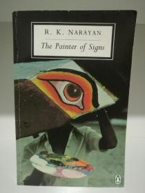 The Painter of Signs by R. K. Narayan (印度文学)英文原版书