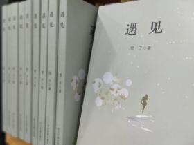 洛阳 女诗人 雪子 首本诗集 遇见 全新品,包快递!