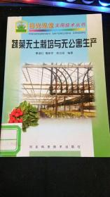 蔬菜无土栽培与无公害生产 蔡淑红 等编 河北科技技术出版社