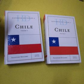 HISTORICAL DICTIONARY OF CHILE 1 2智利历史词典