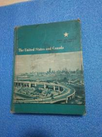 the united states and canada(美国和加拿大)