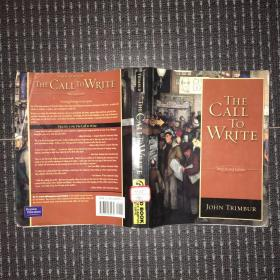 The Call to Write (Brief second edition)16开