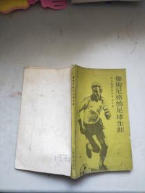 鲁梅尼格的足球生涯