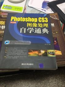 Photoshop CS3中文版图像处理自学通典