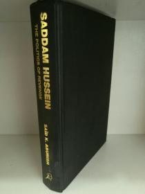 萨达姆·侯赛因:复仇政治学Saddam Hussein : The Politics of Revenge by Said K. Aburish (中东研究)英文原版书