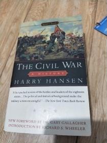 英文原版,南北战争(美国),小32开