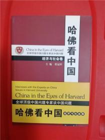 哈佛看中国:经济与社会卷