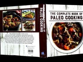 一本史上最完整的烹调书 英文版