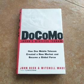 DoCoMo:Japans Wireless Tsunami 英文原版精装