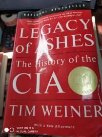 特价现货~Legacy of Ashes:The History of the CIA9780307389008