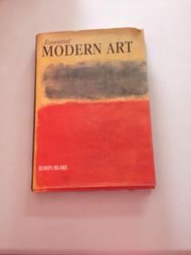 Essential MODERN ART 画册【精装】 基本现代艺术册【精装】