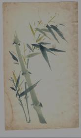 民国木版水印花笺纸:多色套印花卉笺(10)