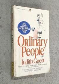Ordinary People Judith Guest