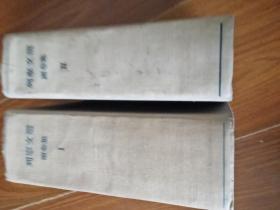 列宁文选两卷集(全两册全)