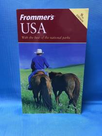 美国旅游手册Frommeris USA