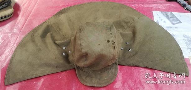 特殊时期特殊职业人员工作帽,防尘帽防晒帽等,品相如图所示