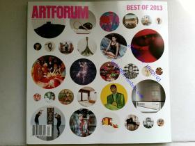 ARTFORUM INTERNATIONAL 2013年12月 英文原版艺术创意摄影杂志