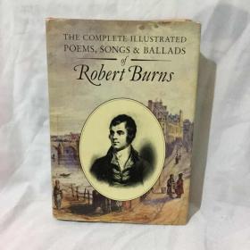 彭斯诗歌全集  The Complete Illustrated Poems, Songs, and Ballads of Robert Burns