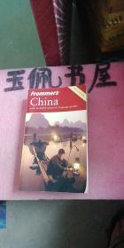 原版英文书《 Frommer\s China 》by Peter Neville-Hadley 著