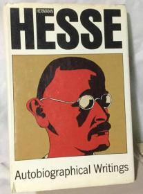 Hermann Hesse:Autobiographical Writings 赫尔曼.黑塞《自传文集》