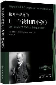 国际精神分析协会《当代弗洛伊德:转折点与重要议题》系列--论弗洛伊德的《一个被打的小孩》