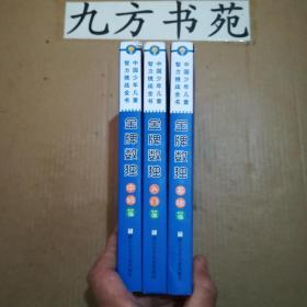 中国少年儿童智力挑战全书:金牌数独 入门篇 基础篇 中级篇