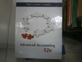 Advanced  Accounting(2015版)外文原版)