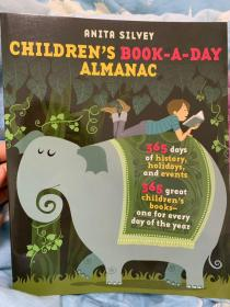 资深童书编辑撰写 Childrens Book-A-Day