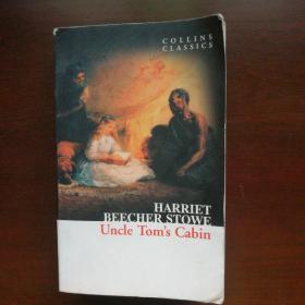 Collins Classics - Uncle Toms Cabin 汤姆叔叔的小屋(柯林斯经典)