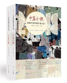 2018中国年度中篇小说(套装上下册)
