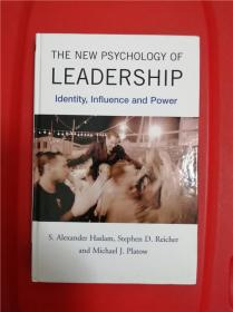 The New Psychology of Leadership: Identity, Influence and Power (领袖心理学新论)研究文集