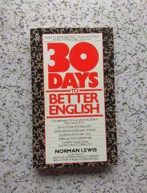 Thirty Days to Better English