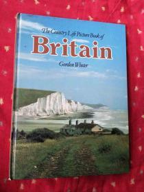 The Country Life Picture Book of Britain Gordon Winter [英国戈登冬季农村生活图画书]