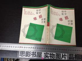 初中数学难题详解手册