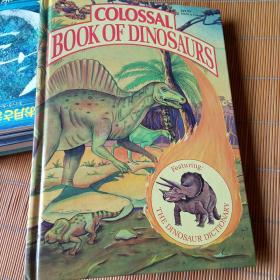 COLOSSAL BOOK OF DINOSAURS