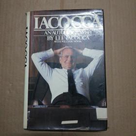 IACOCCA AN AUTOBIOGRAPHY BY  LEE IACOCCA 艾柯艾自传(精装)