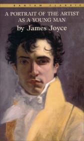 A Portrait of the Artist as a Young Man[一个青年艺术家的画像]