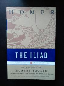 The Iliad Translated by Robert Fagles Deluxe版 平装毛边本(Deckle Edge)